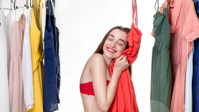 5 metodi per organizzare il guardaroba