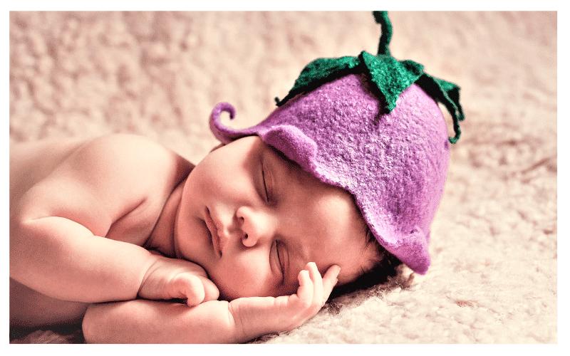 neonata che dorme - se i sogni diventano progetti