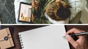 scrivere per pianificare un obiettivo