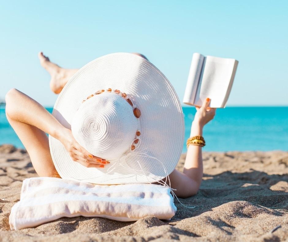 libri da portarsi in vacanza