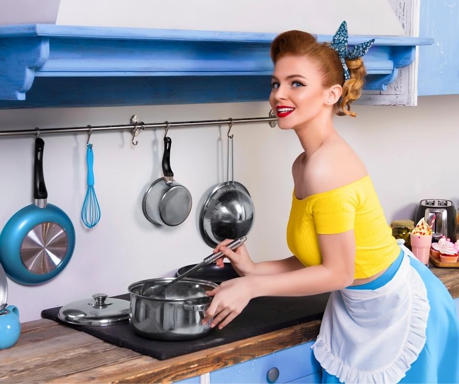 come mantenere l'ordine in cucina