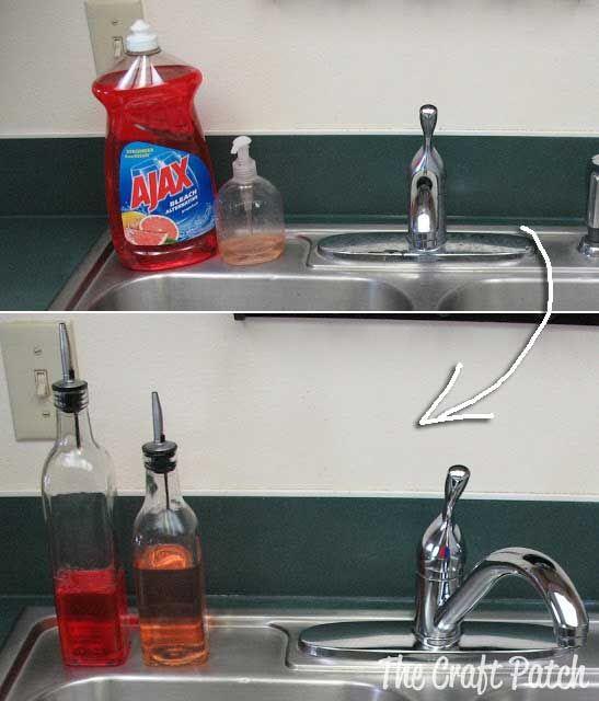 riciclare bottiglie di vetro