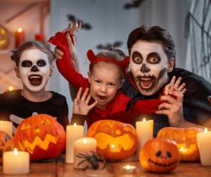 festeggiare Halloween in famiglia