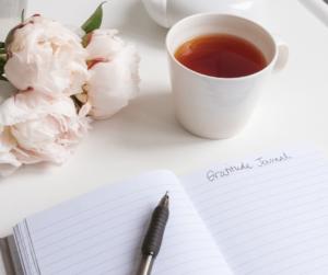creare il diario della gratitudine
